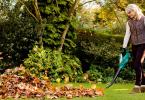 utilisation aspirateur souffleur de feuilles